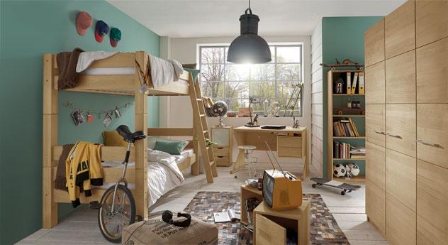 Etagenbett Kids Fantasy mit passenden Produkten