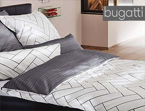 preiswerte bugatti bettw sche online kaufen. Black Bedroom Furniture Sets. Home Design Ideas