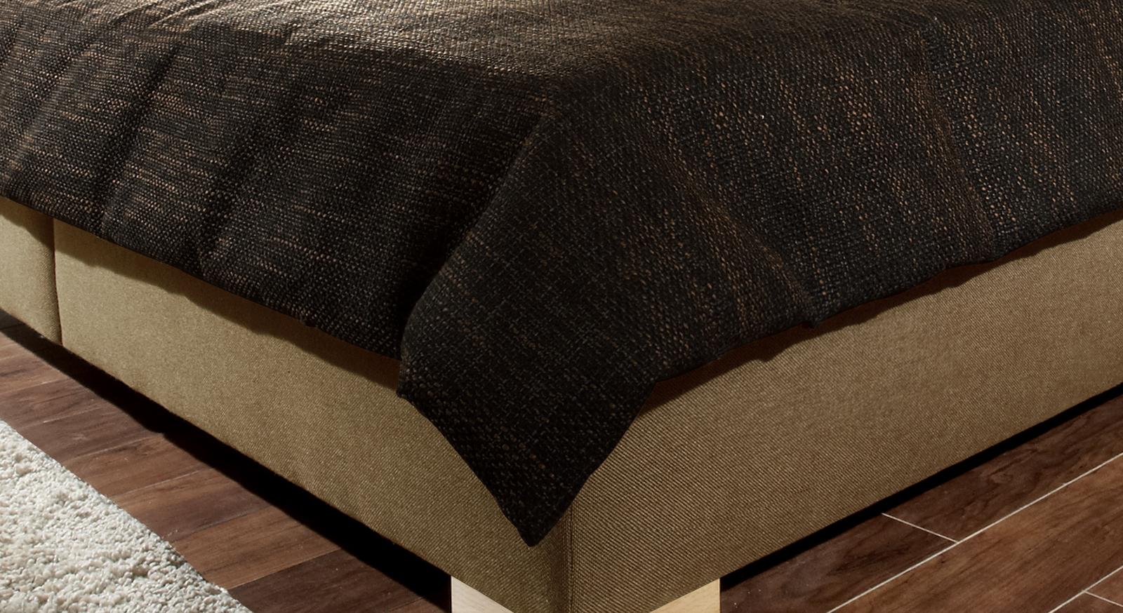 farbiges Frottee-Spannbetttuch aus Frottee in 90x190cm