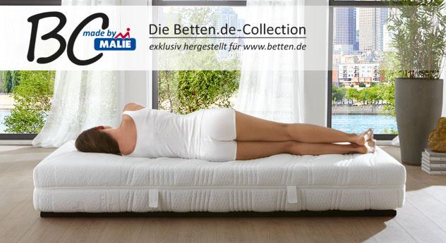 Komfortable Gelax-Matratze Elysee Premium als Exklusiv Edition