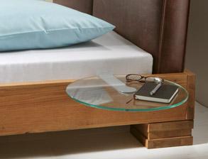 schwebende nachttische und nachtkonsolen zum einh ngen. Black Bedroom Furniture Sets. Home Design Ideas