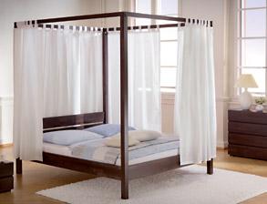 himmelbett. Black Bedroom Furniture Sets. Home Design Ideas