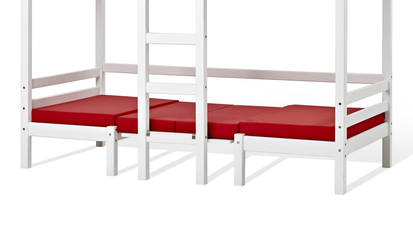Etagenbett Hoch : Paidi hoch und etagenbett für das kinderzimmer rauf runter