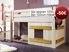 Hausbett Etagenbett : Hausbetten bett mit dach für kinder kaufen betten.de