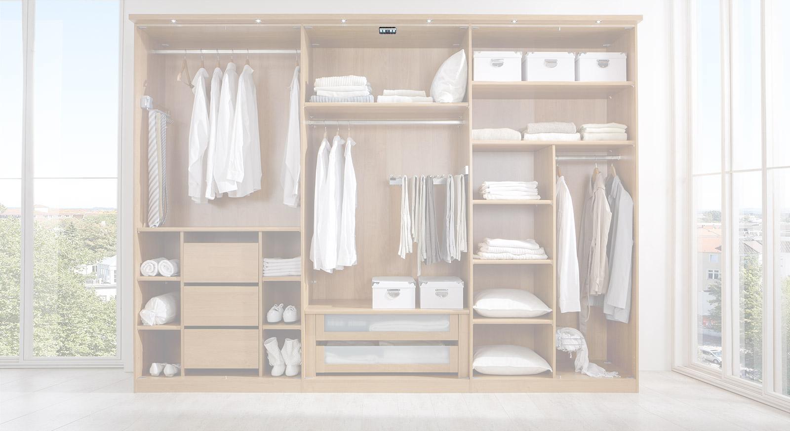 LED-Innenbeleuchtung der Innenausstattung für Kleiderschränke