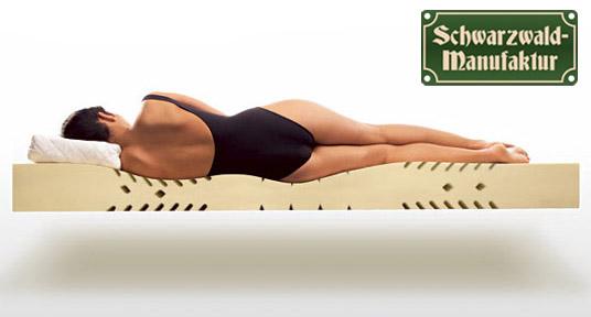 hochwertige kaltschaummatratze lineavita premium. Black Bedroom Furniture Sets. Home Design Ideas
