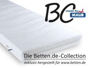 Malie-Matratze Winner Premium als Betten.de-Collektion