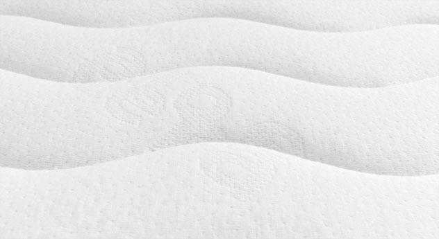 Kaltschaummatratze YouSleep mit verstepptem Aloe Vera Bezug