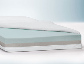 ergonomisch perfekte matratzen f r erholsamen schlaf. Black Bedroom Furniture Sets. Home Design Ideas