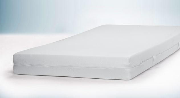 Kaltschaummatratze youSleep 600 mit unverstepptem Jacquard-Bezug