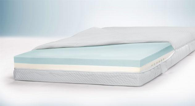 Kaltschaummatratze youSleep 800 mit waschbarem Matratzenbezug