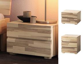 nachttische und nachtkonsolen mit schubladen bestellen. Black Bedroom Furniture Sets. Home Design Ideas