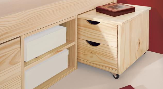 stauraumbett bauen. Black Bedroom Furniture Sets. Home Design Ideas