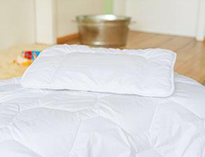 bettdecken f r kinderbetten in diversen gr en kaufen. Black Bedroom Furniture Sets. Home Design Ideas