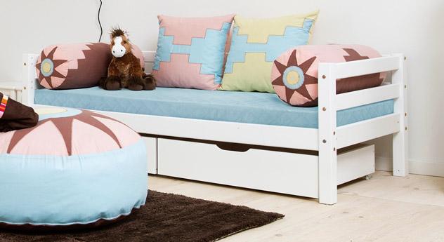 Kinderbett Kids Heaven mit TÜV geprüfter Sicherheit