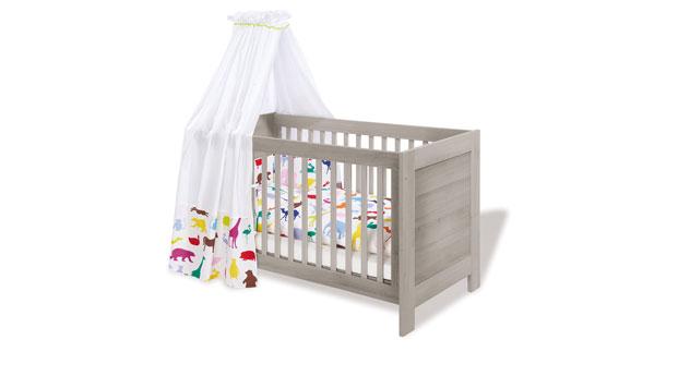 Kinderbett Marc mit passendem Betthimmel