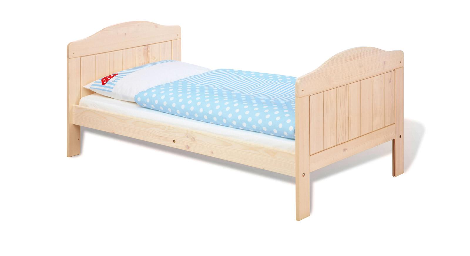 Kinderbett Nora Umbau-Set zum Juniorbett im Lieferumfang enthalten
