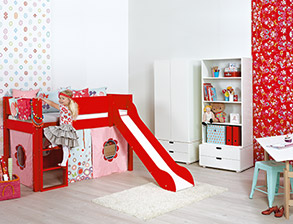 Kinderzimmer Kids Town Girls - ein Spielparadies
