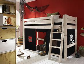 Kinderzimmer junge pirat  Kinderzimmer komplett einrichten mit Möbeln von BETTEN.de