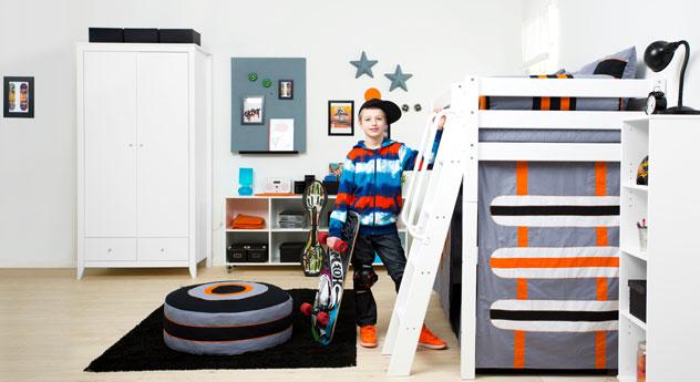Kleiderschrank Kids Heaven mit passenden Produkten