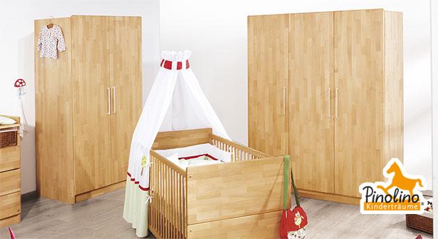Kleiderschrank Natura Kinderzimmer perfekt