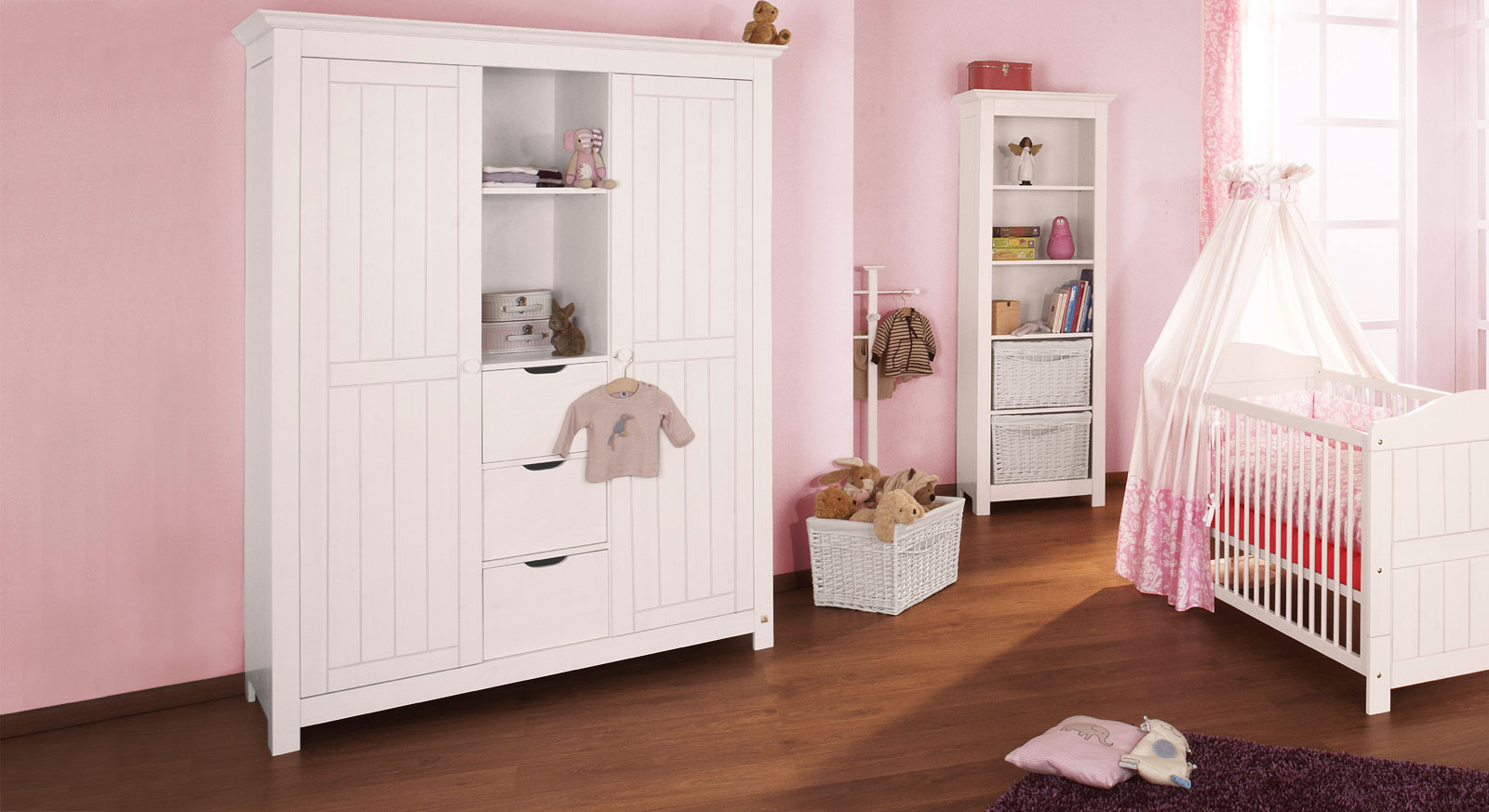 kinderzimmer schrank. Black Bedroom Furniture Sets. Home Design Ideas