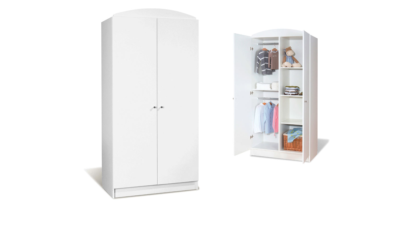 Ikea Trofast Extendable Toddler Bed ~ Kleiderschrank Weiß Drei Türen Spiegeltür Individuelle Schrank