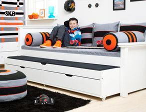 Coole Betten für Jungs und junge Männer kaufen