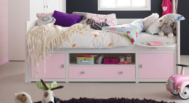 wei es kojenbett original von lifetime als jugend stauraumbett. Black Bedroom Furniture Sets. Home Design Ideas