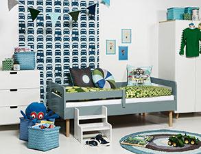 Kinderzimmer komplett einrichten mit Möbeln von BETTEN.de