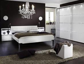 schlafzimmer komplet schlafzimmer komplett holz weiß kristall neu, Schlafzimmer ideen
