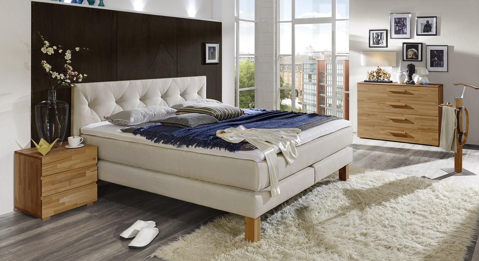 Passende Produkte für Komplett-Schlafzimmer Cantabria
