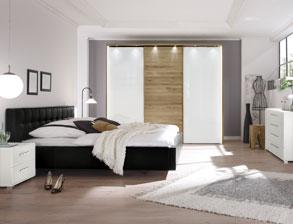 stilvolles und trendiges komplett schlafzimmer gordon - Designer Schlafzimmer
