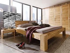 schlafzimmer aus massivholz günstig kaufen | betten.de, Schlafzimmer ideen