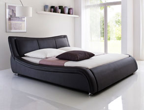 amerikanisches bett king size das beste aus wohndesign. Black Bedroom Furniture Sets. Home Design Ideas