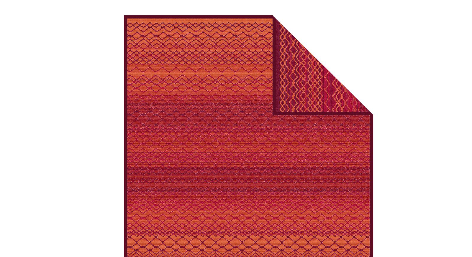 Kuscheldecke Aladdin mit aufregendem Muster