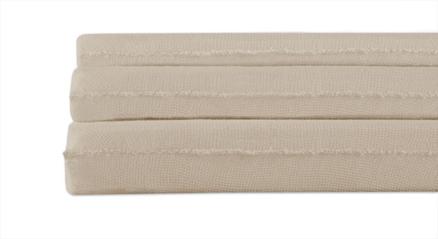 Latex-Nackenstützkissen youSleep mit optionalen Einlegeböden