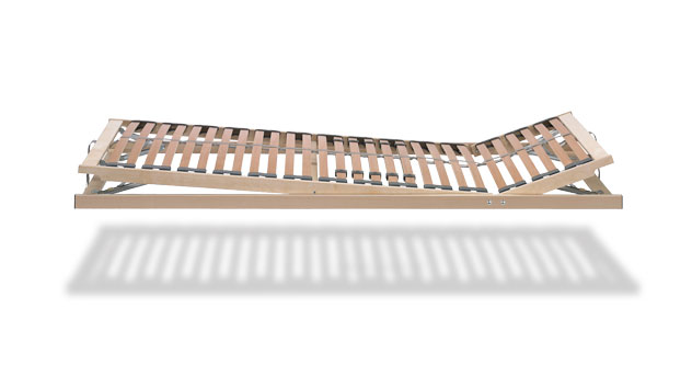 Lattenrost basicflex Kopf Fuß Verstellung
