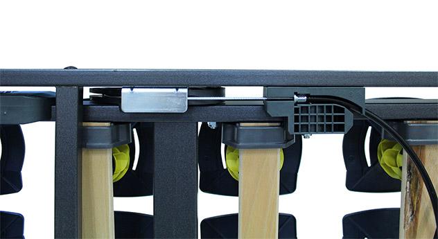 Motorisierter Komfort-Lattenrost orthowell bestflex motor