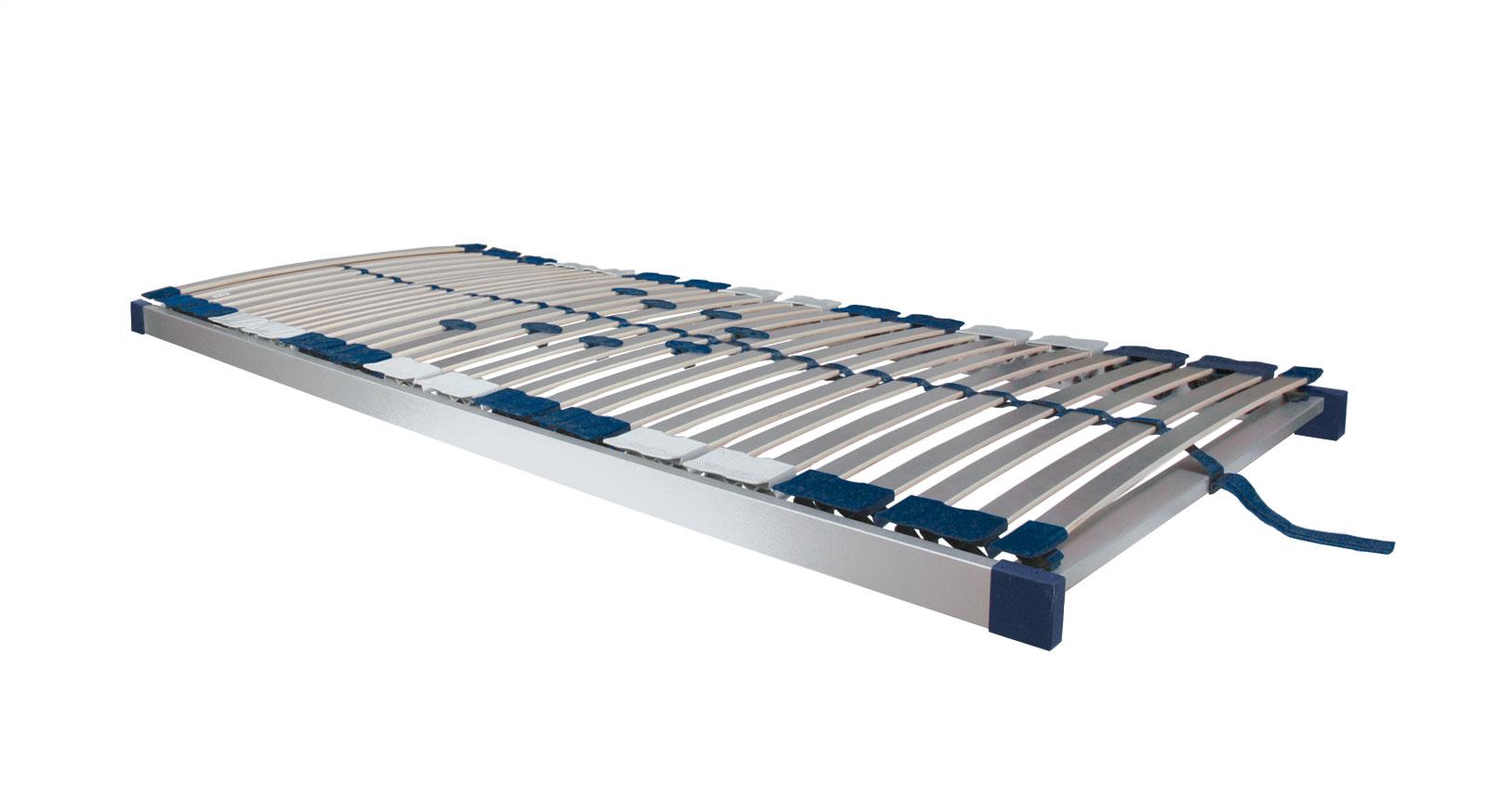Unverstellbarer Lattenrost Vitaflex mit stabilsierendem Mittelband