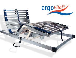 Attractive Lattenrost Vitalflex Motor Mit Flexibler Schulterabsenkung Und Elektrischer  Verstell Möglichkeit Design Ideas