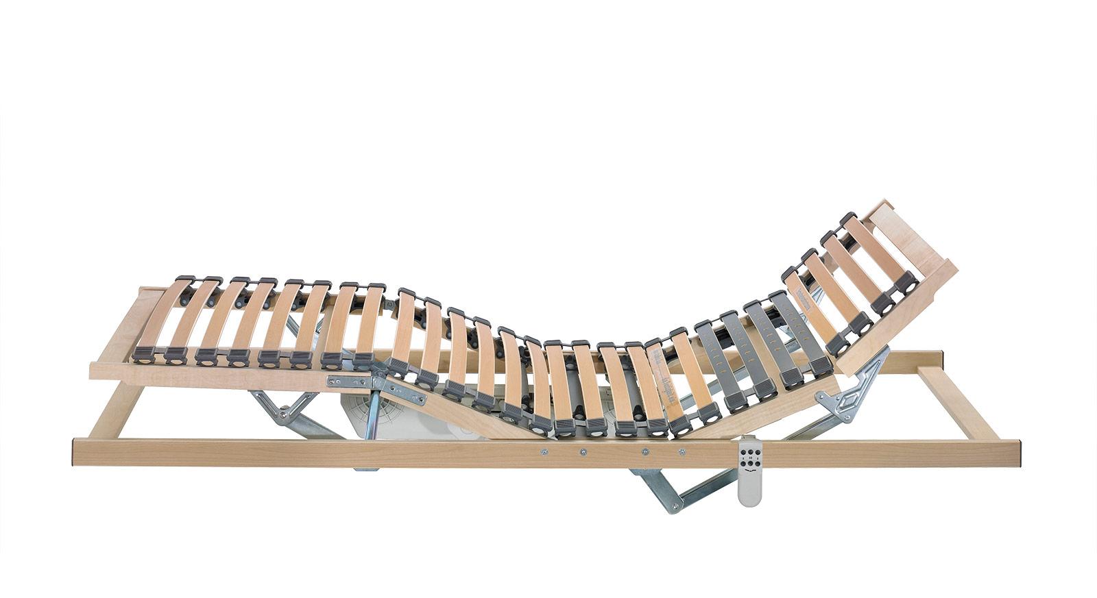 Lattenrost electroflex verstellbar motor