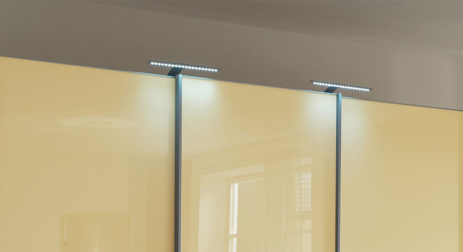 LED-Stableuchte 2er-Set