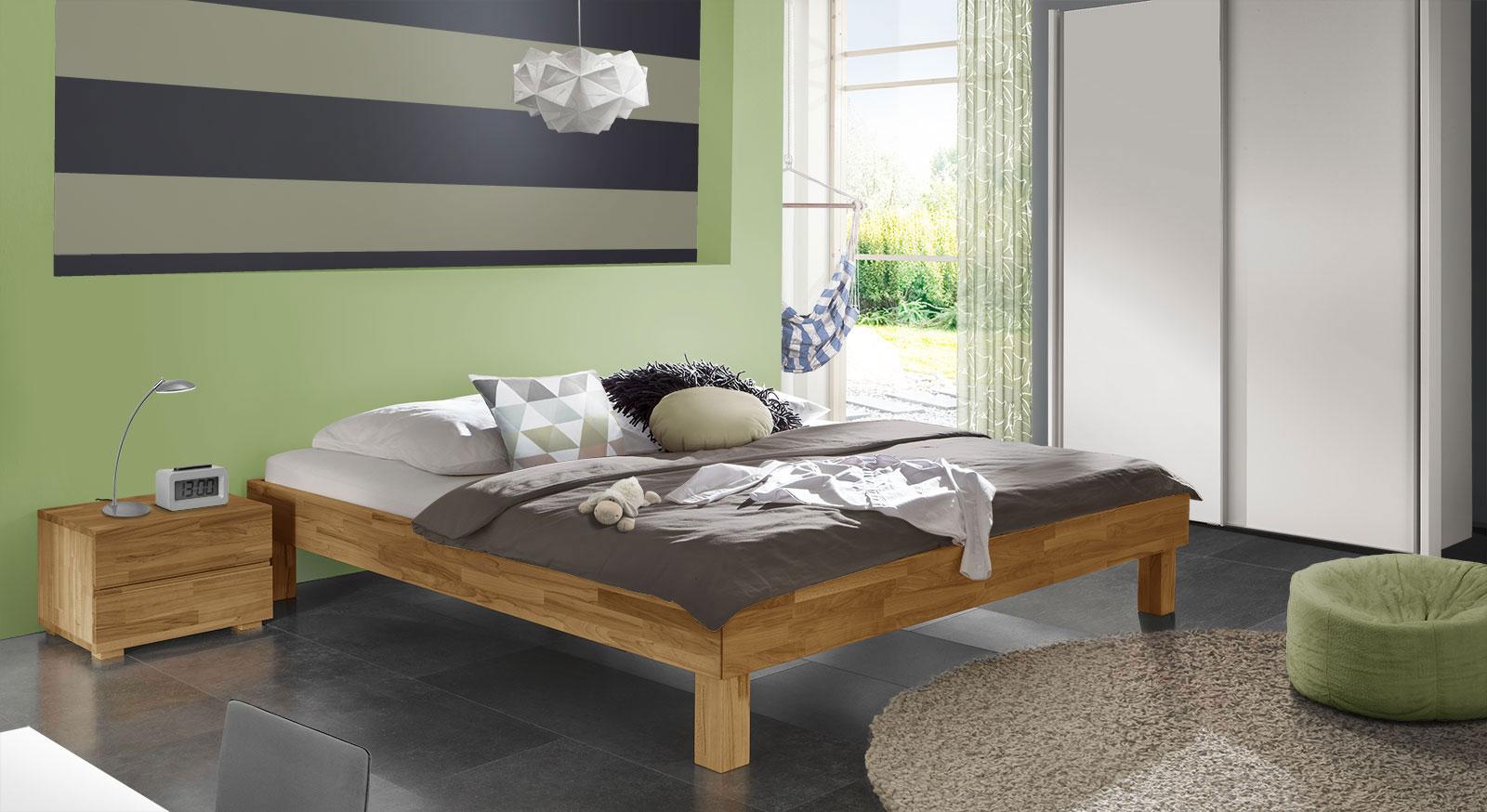 jugendzimmer komplett mit massivholzm beln madrid. Black Bedroom Furniture Sets. Home Design Ideas