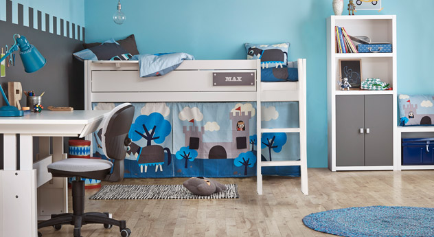 lifetime kinderzimmer einrichten f r jungen. Black Bedroom Furniture Sets. Home Design Ideas