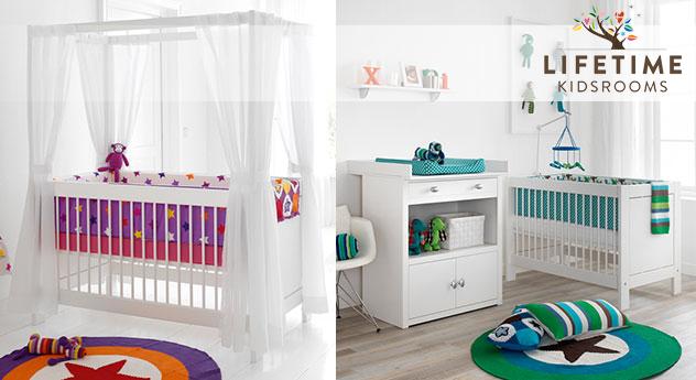 LIFETIME Komplett-Babyzimmer Original