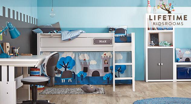 Kinderzimmer junge ritter  Madche Und Junges In Ein Zimmer Einrichten ~ Alles über Wohndesign ...