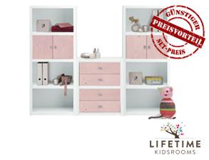 Kindermöbel regal  Weiße Kinderzimmer-Regale von Lifetime | BETTEN.de