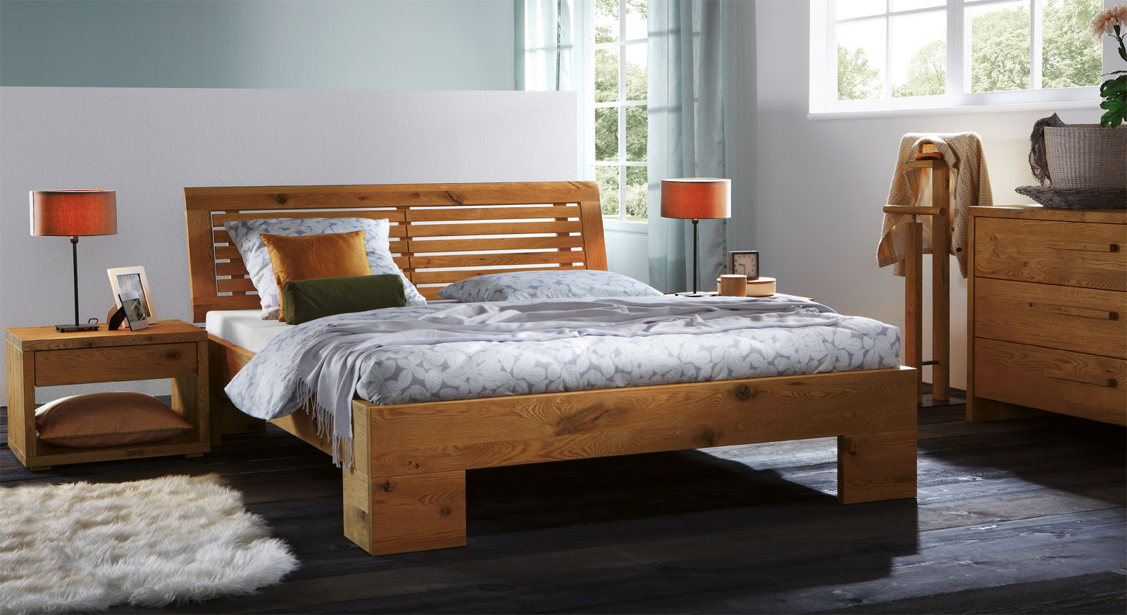 Bed Frames Half Circle Wood