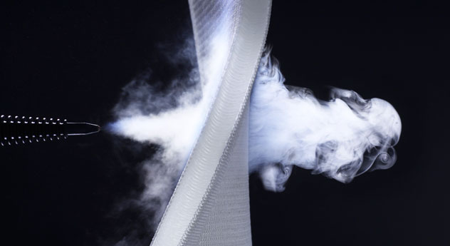 Feuchtigkeitsregulierender Mesh-Topper 3D Aerostar